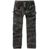 Nohavice ADVEN TROUSER SLIM Dark-Camo