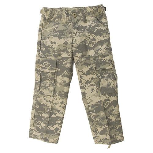 Nohavice detské ULTRA FORCE ARMY DIGITAL CAMO  42273385050