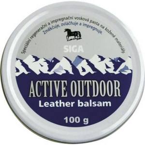 Impregnácia ACTIVE OUTDOOR Leather balsam 70ml