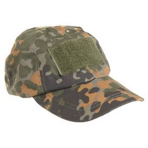 Čiapka TACTICAL BASEBALL flecktarn