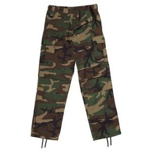 Nohavice BDU POLY / COTTON WOODLAND