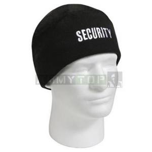 Čiapka fleece SECURITY