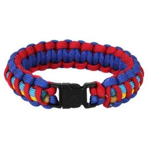 Náramok SURVIVAL Paracord Autism AWARENESS