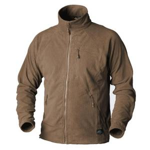 Mikina funkčná fleece ALPHA TACTICAL COYOTE