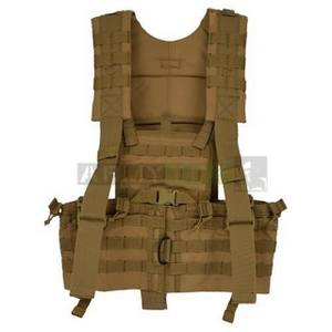 Vesta taktická MOLLE CHEST SET TAN