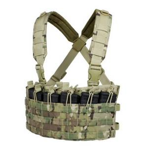 Vesta taktická RAPID ASSAULT CHEST RIG MULTICAM
