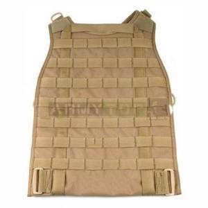 Zadný panel MOLLE k RRV COYOTE BROWN